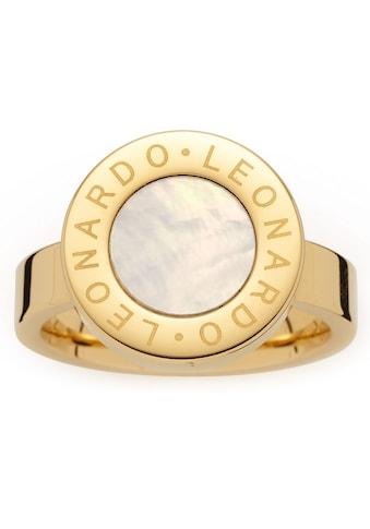 LEONARDO Fingerring »Mauritia, 018185, 018186, 018187«, mit Perlmutt kaufen
