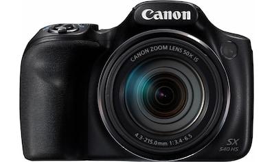 Canon »PowerShot SX540 HS« Superzoom - Kamera (20,3 MP, 50x opt. Zoom, WLAN (Wi - Fi) NFC) kaufen