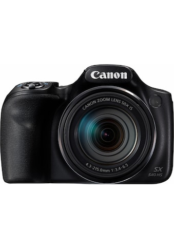 Canon »PowerShot SX540 HS« Superzoom - Kamera (20,3 MP, 50x opt. Zoom, WLAN (Wi - Fi) NFC) kaufen