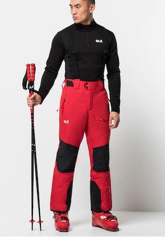 Jack Wolfskin Skihose »SNOW SUMMIT PANTS M« kaufen