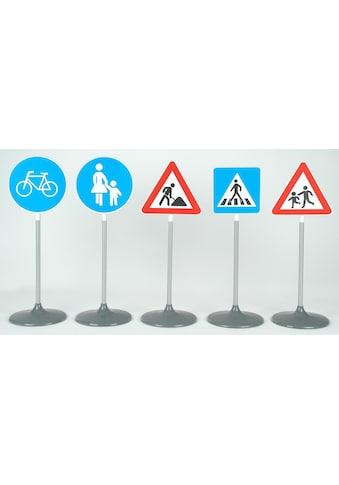 Klein Spiel-Verkehrszeichen »Verkehrsschilder-Set B, 5 Schilder«, Made in Germany kaufen