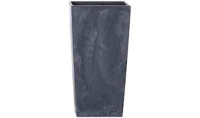 Prosperplast Blumentopf »Urbi Square effect«, (1 St.), 29,5x29,5x55 cm kaufen