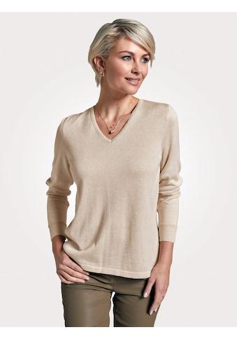Mona Pullover mit Plissee kaufen