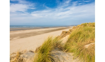 Papermoon Fototapete »Dunes Touquet-Paris Beach« kaufen