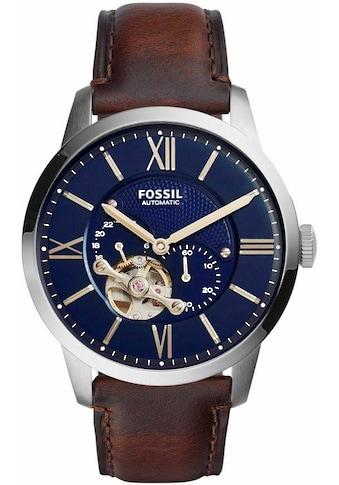 Fossil Automatikuhr »TOWNSMAN, ME3110« kaufen