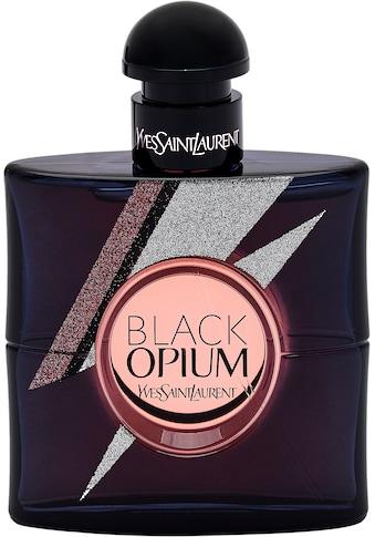 YVES SAINT LAURENT Eau de Parfum »Black Opium Storm Illusion«, limited Edition kaufen