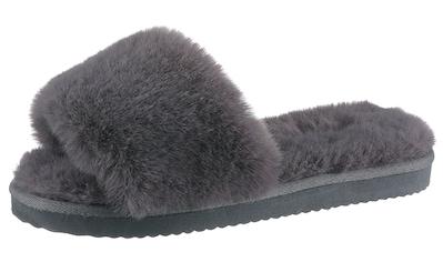Flip Flop Pantoffel »SLIDE*FUR« kaufen