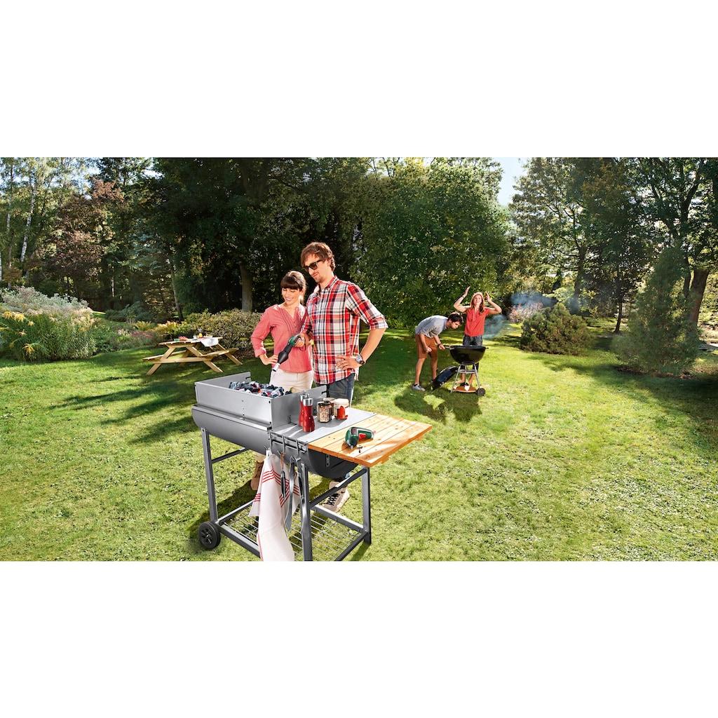 BOSCH Bohrfutter »IXO Grillgebläse Aufsatz«