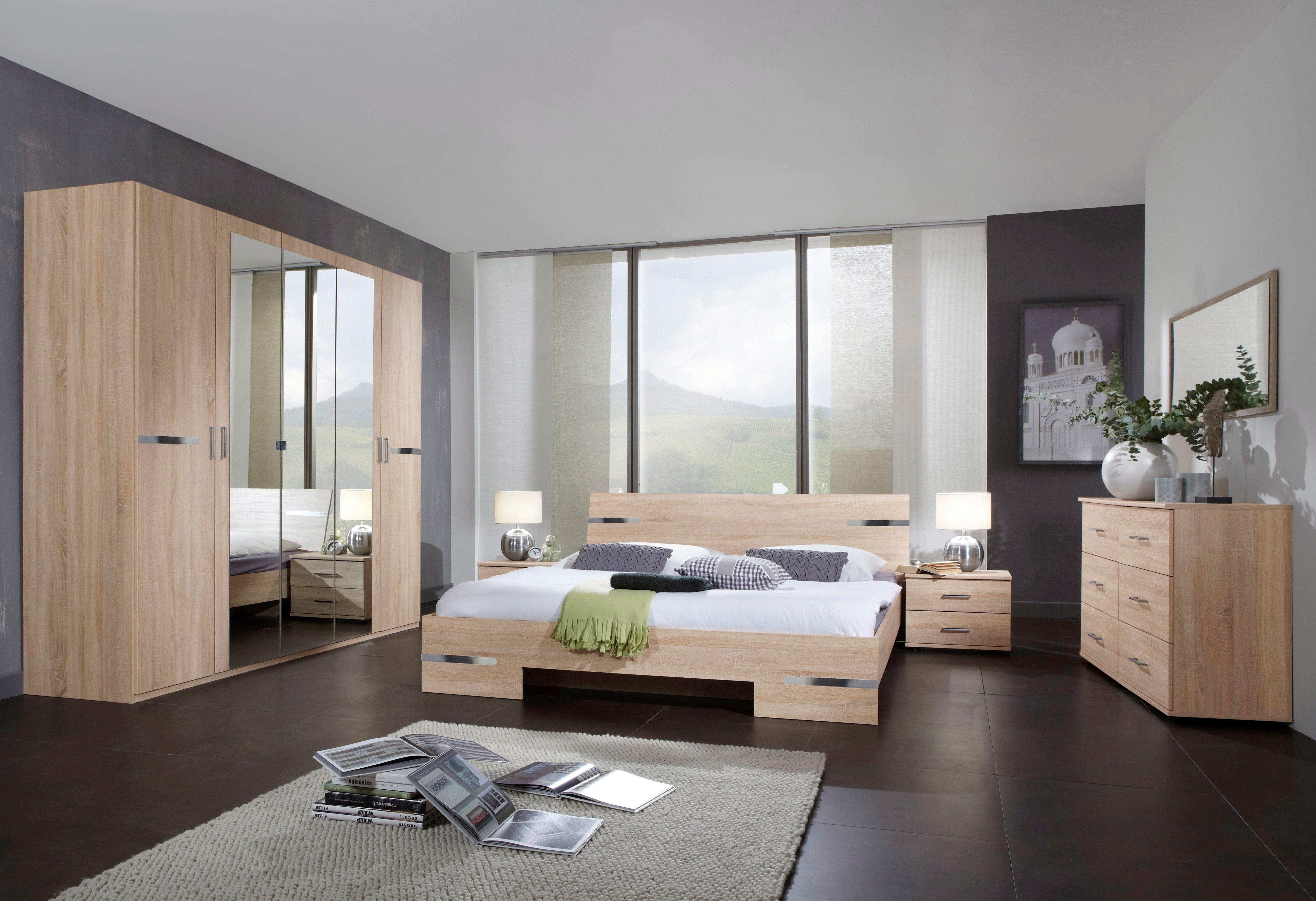 Wimex Kleiderschrank »Anna« | Schlafzimmer > Kleiderschränke > Drehtürenschränke | Leinen | WIMEX