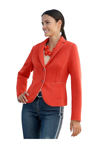 Amy Vermont Jerseyblazer im sportiven Look kaufen