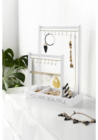 Home affaire Schmuckständer »YOU ARE BEAUTIFUL« kaufen