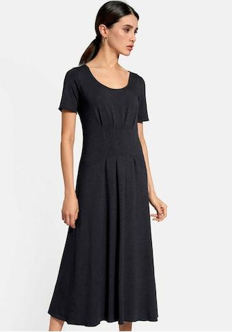 Peter Hahn Abendkleid »in Maxi-Länge«, Falten kaufen