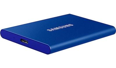 Samsung externe SSD »Portable SSD T7« kaufen