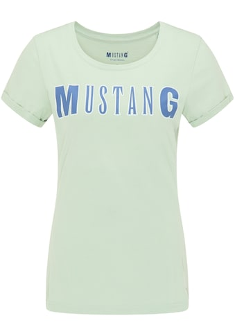 MUSTANG T - Shirt »Alexia C Print« kaufen