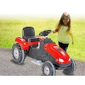 Jamara Elektro-Kindertraktor »Ride-on Traktor Big Wheel«