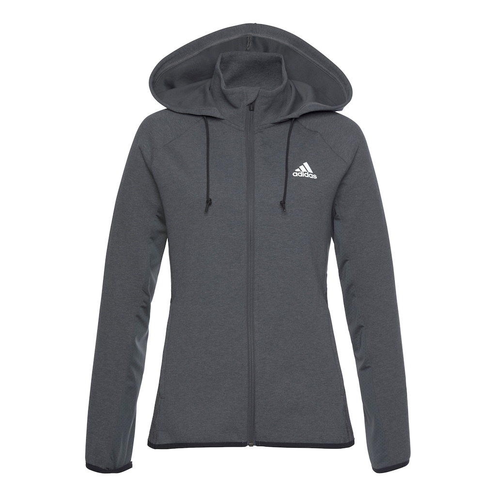 adidas Performance Kapuzensweatjacke »DESIGNED TO MOVE FULL-ZIP HOODIE«