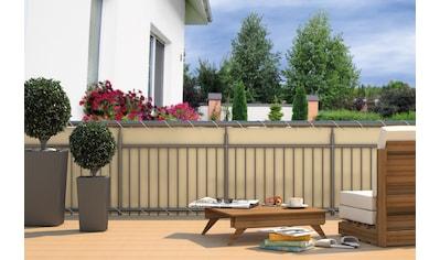 hecht international Balkonsichtschutz, BxH: 600x90 cm kaufen