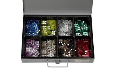RAMSES Sortimentskasten , mit Flachstecksicherungen 3  -  30 Amp, 350 Teile kaufen