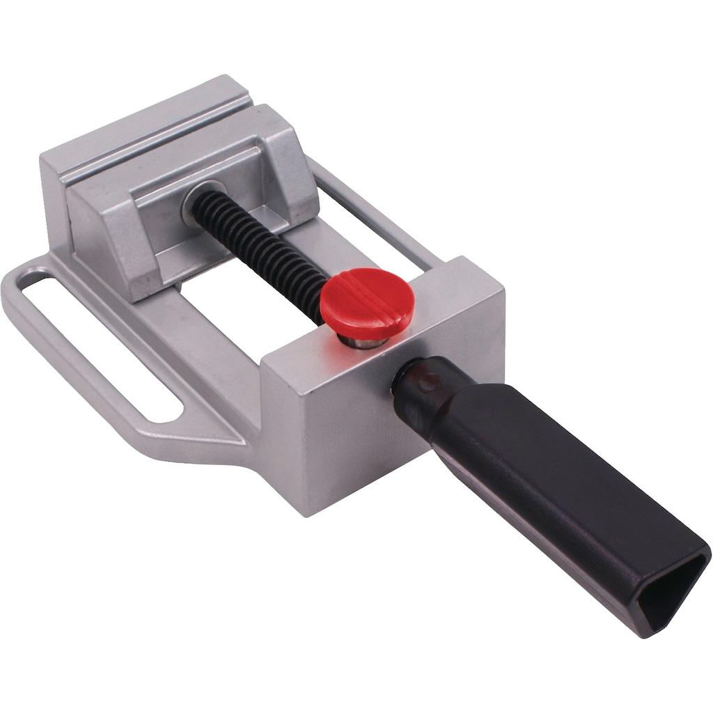 Connex Maschinenschraubstock, 60 mm, Aluminium
