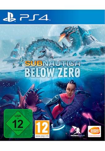 Bandai Spiel »Subnautica: Below Zero«, PlayStation 4 kaufen