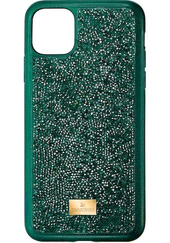 Swarovski Smartphone - Hülle »Glam Rock Smartphone Schutzhülle mit Stoßschutz, iPhone® 11 Pro Max, grün, 5552654« kaufen
