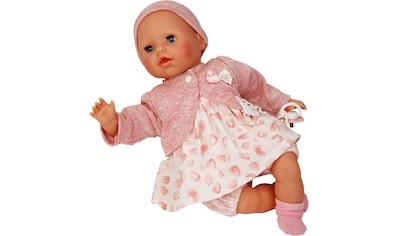 """Schildkröt Manufaktur Babypuppe """"Amy, rose/weiß"""" kaufen"""