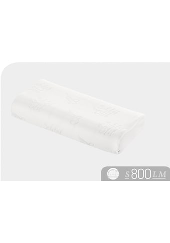 Schlafstil Nackenstützkissen »S800 LM«, Füllung: Talalay Natur Latex Medium, Bezug:... kaufen