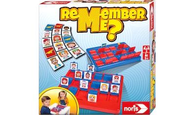 Noris Spiel »Remember me?« kaufen