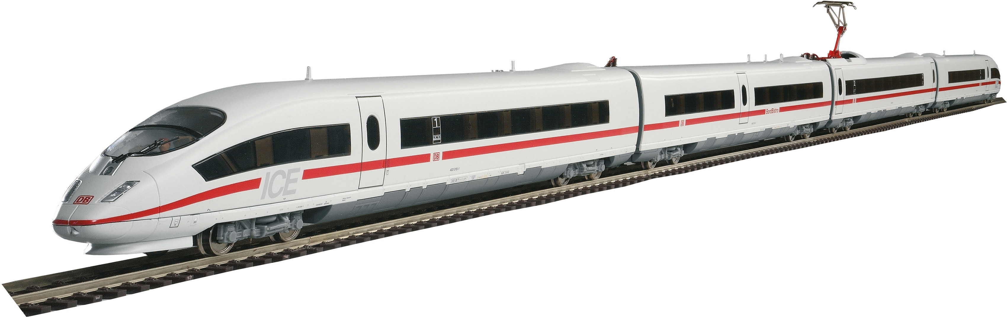 PIKO Modelleisenbahn-Set SmartControl light ICE 3 DB, (59027) weiß Kinder Modelleisenbahn-Sets Modelleisenbahnen Autos, Eisenbahn Modellbau