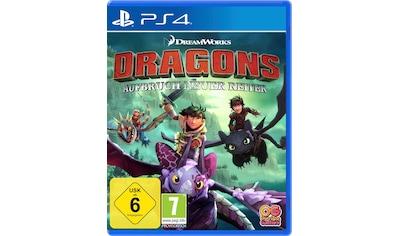 Spiel »Dragons - Aufbruch neuer Reiter«, PlayStation 4, Software Pyramide kaufen