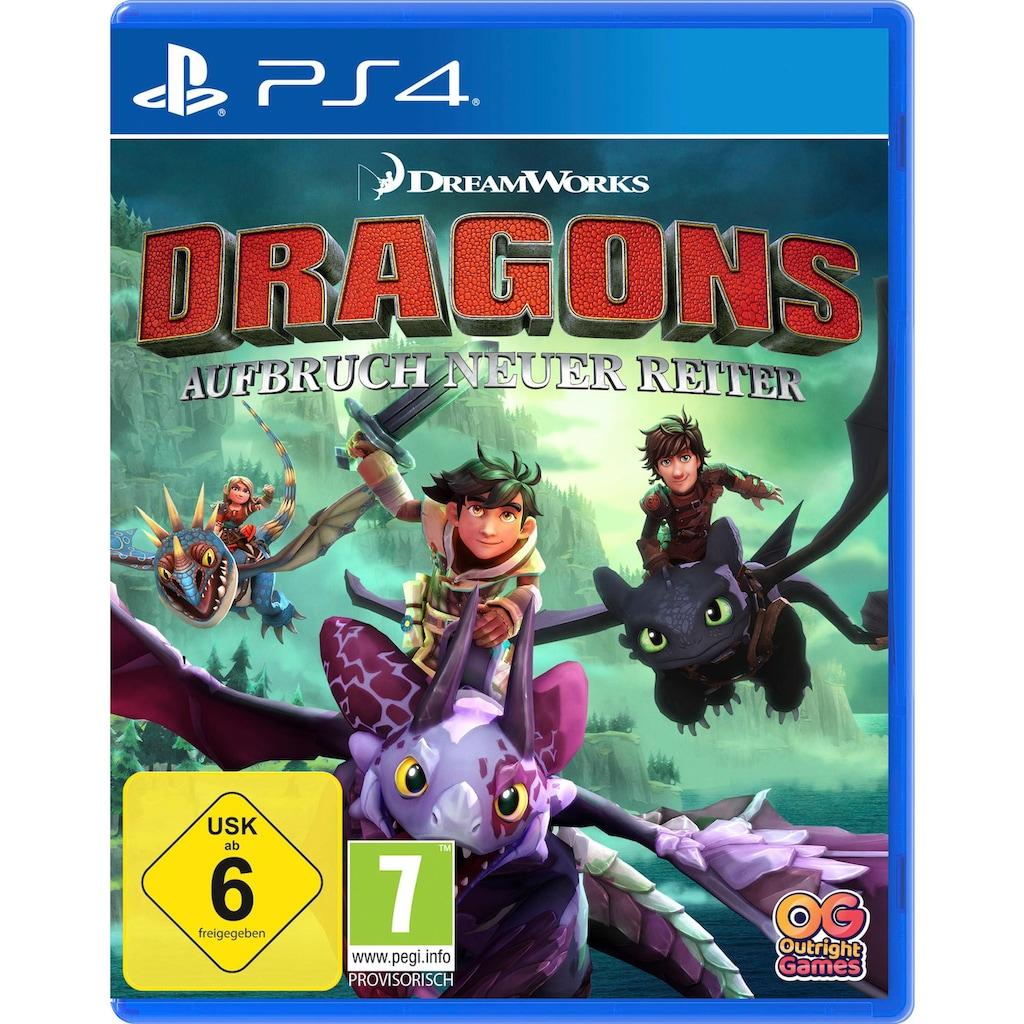 Spiel »Dragons - Aufbruch neuer Reiter«, PlayStation 4, Software Pyramide