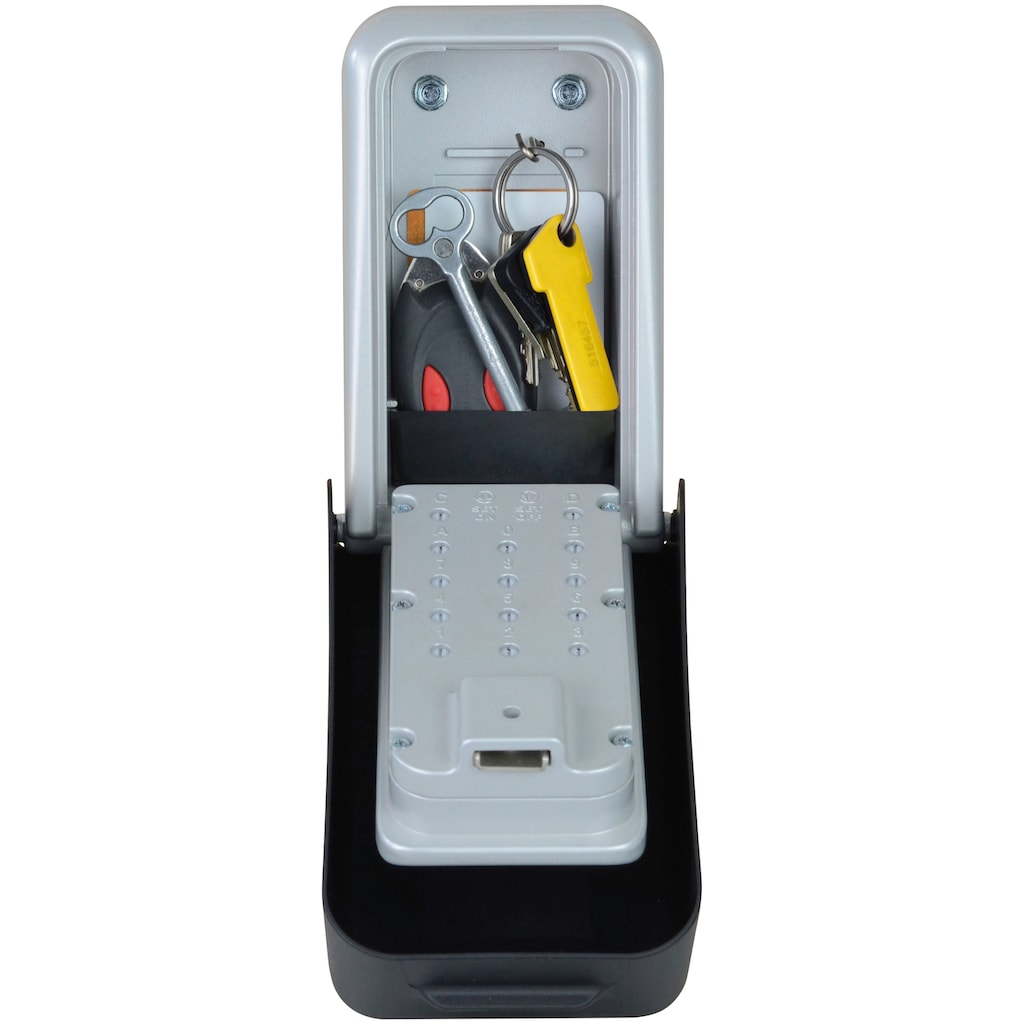Master Lock Schlüsseltresor »Select Access«, Extra großes Schlüsselfach, Innenmaße B/T/H: 6,6x2,2x13 cm