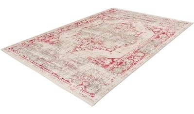 calo-deluxe Teppich »Rossa 900«, rechteckig, 5 mm Höhe, Vintage Optik, Wohnzimmer kaufen