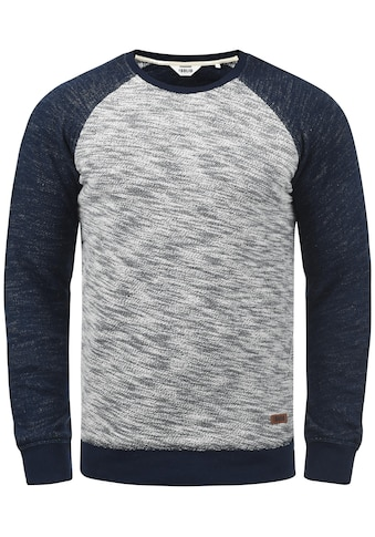 Solid Sweatshirt »Flocker«, Sweatpullover im Baseball-Look kaufen