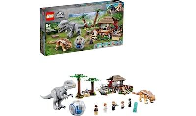 LEGO® Konstruktionsspielsteine »Indominus Rex vs. Ankylosaurus (75941), LEGO® Jurassic World™«, (537 St.) kaufen