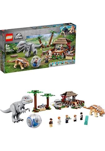 "LEGO® Konstruktionsspielsteine ""Indominus Rex vs. Ankylosaurus (75941), LEGO® Jurassic World™"", Kunststoff, (537 - tlg.) kaufen"