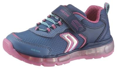 Geox Kids Sneaker »Blinkschuh Android Girl« kaufen