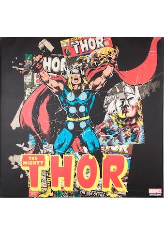 MARVEL Leinwandbild »The Mighty Thor«, (1 St.) kaufen