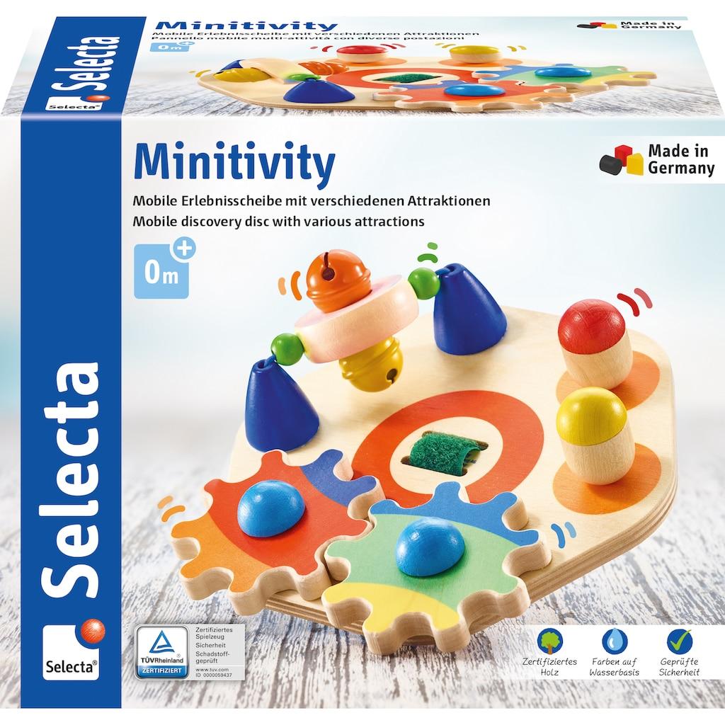 Selecta Motorikbrett »Minitivity«, Made in Germany