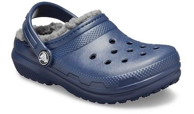 Crocs Hausschuh »Classic Lined Clog« kaufen