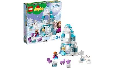 LEGO® Konstruktionsspielsteine »Elsas Eispalast (10899), LEGO® DUPLO® Disney Princess«, (59 St.) kaufen