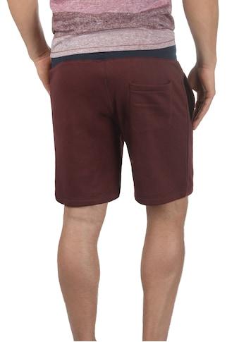 Solid Sweatshorts »Benni«, kurze Hose mit Kontrastkordeln kaufen