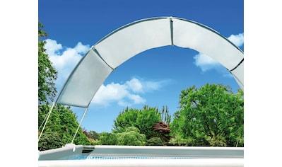 Intex Poolverdeck »Sonnendach«, für Stahlrohrbecken kaufen