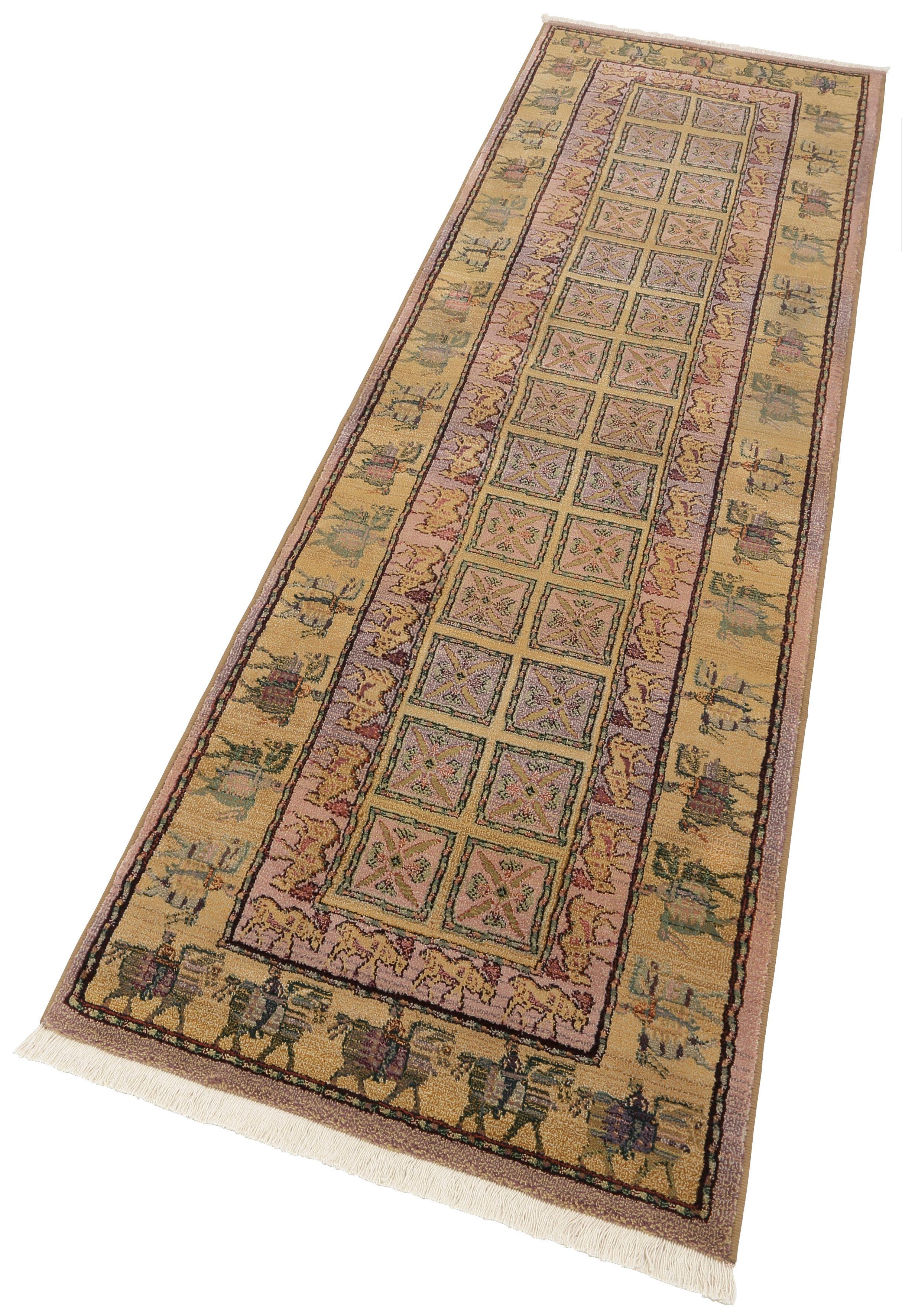 Läufer Gabiro Oriental Weavers rechteckig Höhe 11 mm