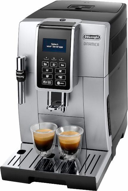 De´Longhi Kaffeevollautomat Dinamica ECAM 35035SB 18l Tank Kegelmahlwerk Preisvergleich