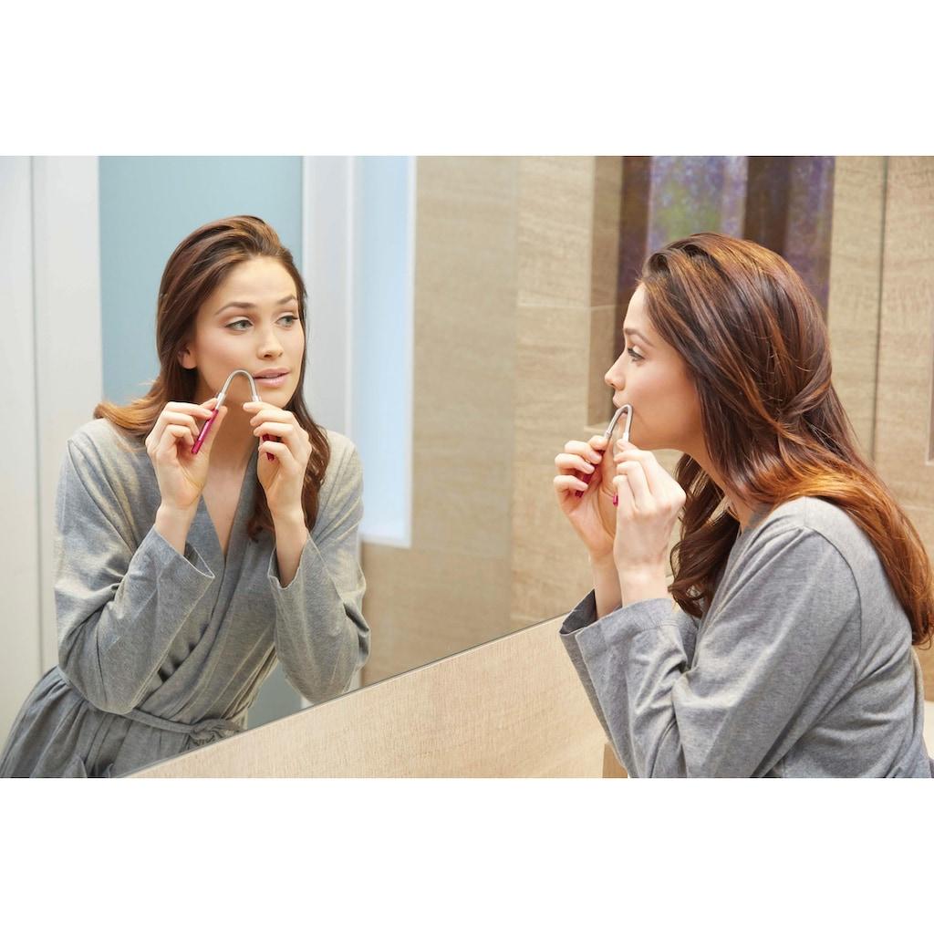 TWEEZERMAN Gesichtshaarentferner »Smooth Finish Hair Remover«