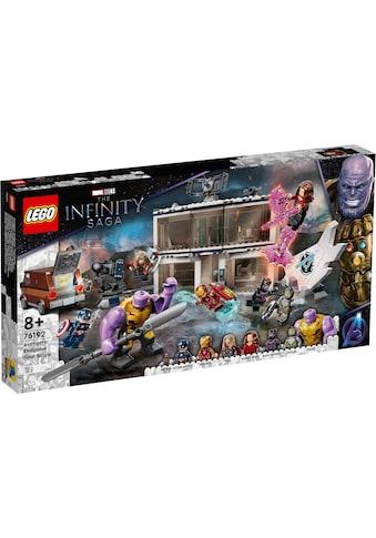 LEGO® Konstruktionsspielsteine »Avengers: Endgame – Letztes Duell (76192), Marvel... kaufen