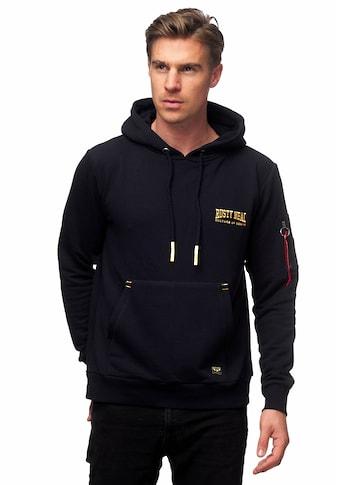 Rusty Neal Kapuzensweatshirt, mit stylischer Ärmeltasche kaufen