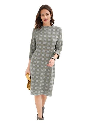 Inspirationen Jersey - Kleid mit angeschnittenem Stehkragen kaufen