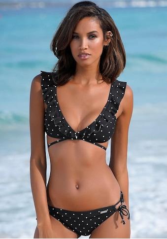 LASCANA Triangel - Bikini - Top »Sparkle« kaufen